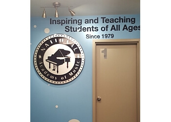Mississauga music school National Academy of Music
