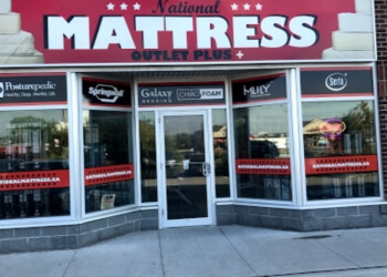 Markham mattress store National Mattress Outlet Plus+