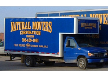 Brampton moving company Natural Movers Corporation