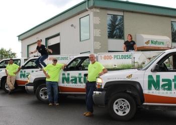 Gatineau lawn care service Nature Pro
