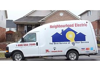Windsor electrician Neighbourhood Electric
