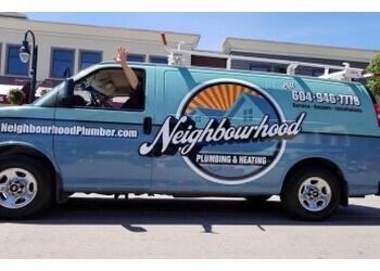 Delta plumber Neighbourhood Plumbing & Heating