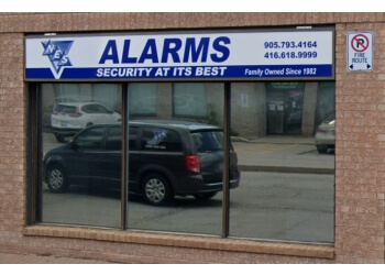 Brampton security system Nes Alarms