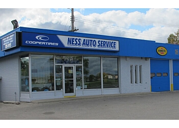 Winnipeg car repair shop Ness Auto Service