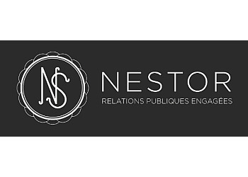 Saint Jerome advertising agency Nestor Stratégie