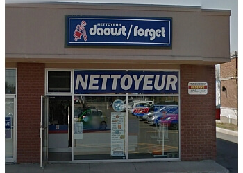 Drummondville dry cleaner Nettoyeur D'Aoust Forget