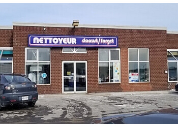 Granby dry cleaner Nettoyeur Daoust/Forget