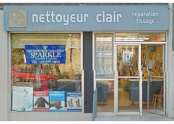 Montreal dry cleaner Nettoyeur Sparkle Dry Cleaners