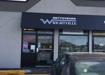 Gatineau dry cleaner Nettoyeurs Wrightville