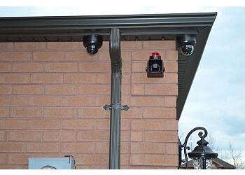 Vaughan security system New Age Security