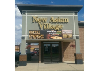 Sherwood Park indian restaurant New Asian Village