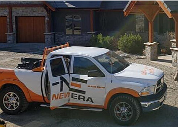 Kelowna painter New Era Professional Painters