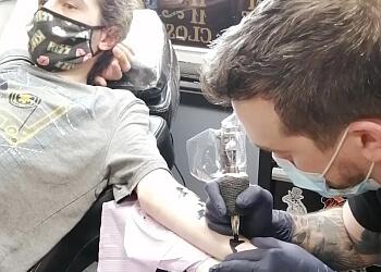 Ottawa tattoo shop New Moon Tattoo