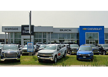 Newmarket car dealership NewRoads Chevrolet Cadillac Buick GMC
