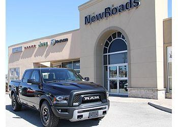 Newmarket car dealership NewRoads Chrysler Dodge Jeep Ram