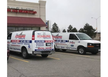 Brampton painter New Starline Painting Ltd