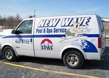 Orangeville pool service New Wave Pool & Spa Services