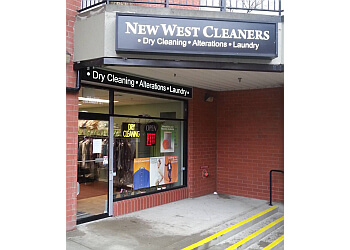 New Westminster dry cleaner New West Cleaners