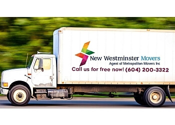 New Westminster moving company New Westminster Moving