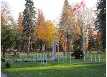 Newmarket landmark Newmarket Cemetery