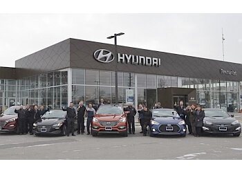 Newmarket car dealership Newmarket Hyundai