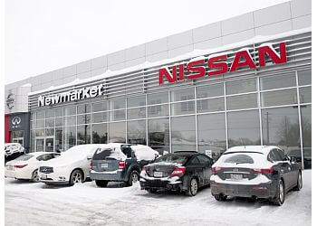 Newmarket car dealership Newmarket Nissan