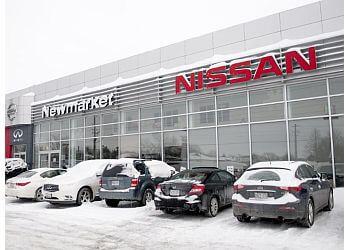 Newmarket car dealership Newmarket Nissan
