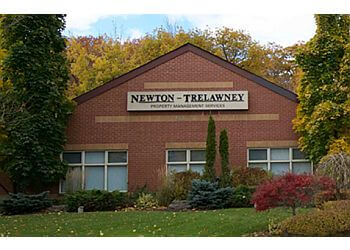 Ajax property management company Newton Trelawney Property Management