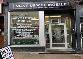 Peterborough cell phone repair Next Level Mobile-Your One Stop Cell Shop