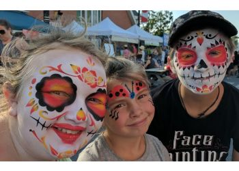 Welland face painting Niagara Face Painting