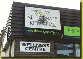 Niagara Falls massage therapy Niagara Falls Massage Therapy & Wellness Centre