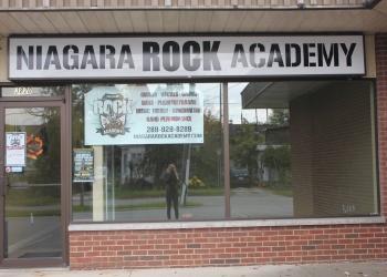 Niagara Falls music school Niagara Rock Academy