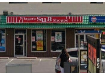 Niagara Falls sandwich shop Niagara Sub Shoppe