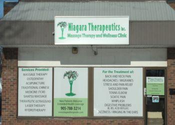 Welland acupuncture Niagara Therapeutics Inc.