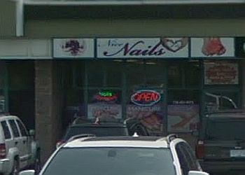 Kelowna nail salon Nice Nails 4 U