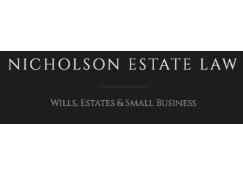 St Catharines estate planning lawyer Nicholson Estate Law