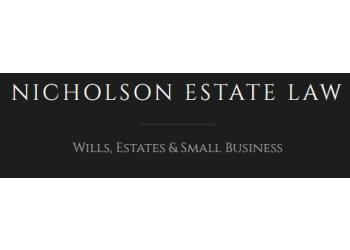 Nicholson Estate Law