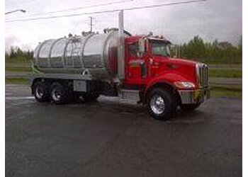 Fredericton septic tank service Nicholsons Waste Management