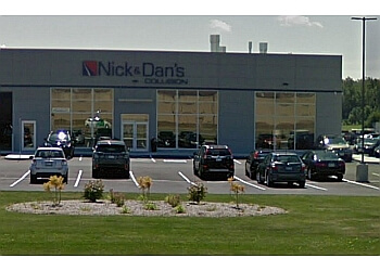 Stratford auto body shop Nick & Dan's Collision