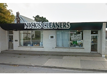 Welland dry cleaner Nick's Dry Cleaners & Tailors