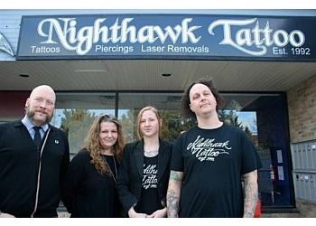 Guelph tattoo shop Nighthawk Tattoo and Gallery