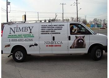 Milton pest control Nimby Pest Management