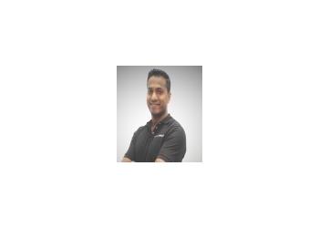 Milton physical therapist Nitin Nair, PT