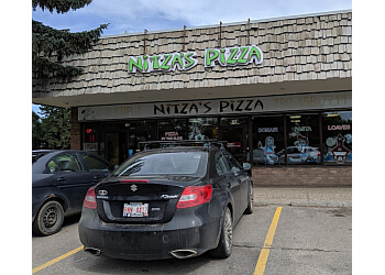 St Albert pizza place Nitza's Pizza