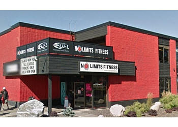 Kamloops gym No Limits Fitness & Hot Yoga