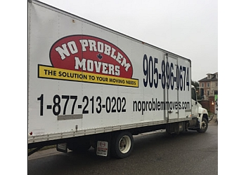 Mississauga moving company No Problem Movers
