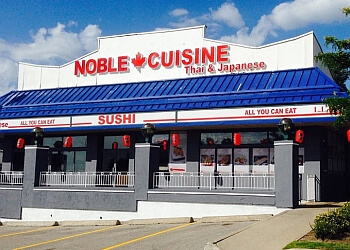 Barrie sushi Noble Cuisine