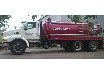 Halton Hills septic tank service Noble Septic Services