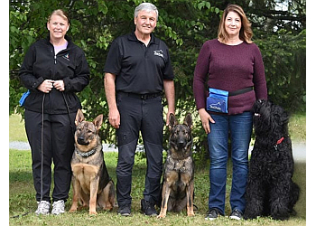 Prince George dog trainer Noel Pepin Canine Behaviour Specialists