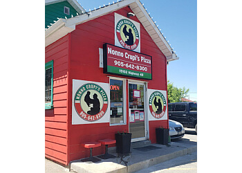 Stouffville pizza place Nonno Crupi's Pizza